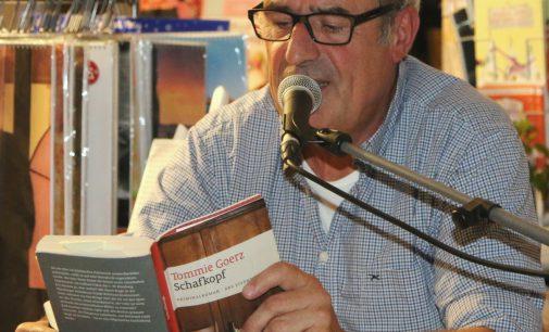 "Krimiautor Tommie Goerz: ""LEGERE – Lesen gegen rechts"""