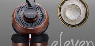 Technologie-Finesse von ULTRASONE: Neue Treibertechnologie mit TruTex-Membran im Edition eleven Manufakturkopfhörer