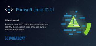 Neues Release von Parasoft JTest mit statischer Codeanalyse und Modultests jetzt verfügbar- Fokus auf Quality@Speed