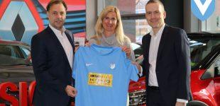 Autohaus König unterstützt FC VIKTORIA 1889 BERLIN