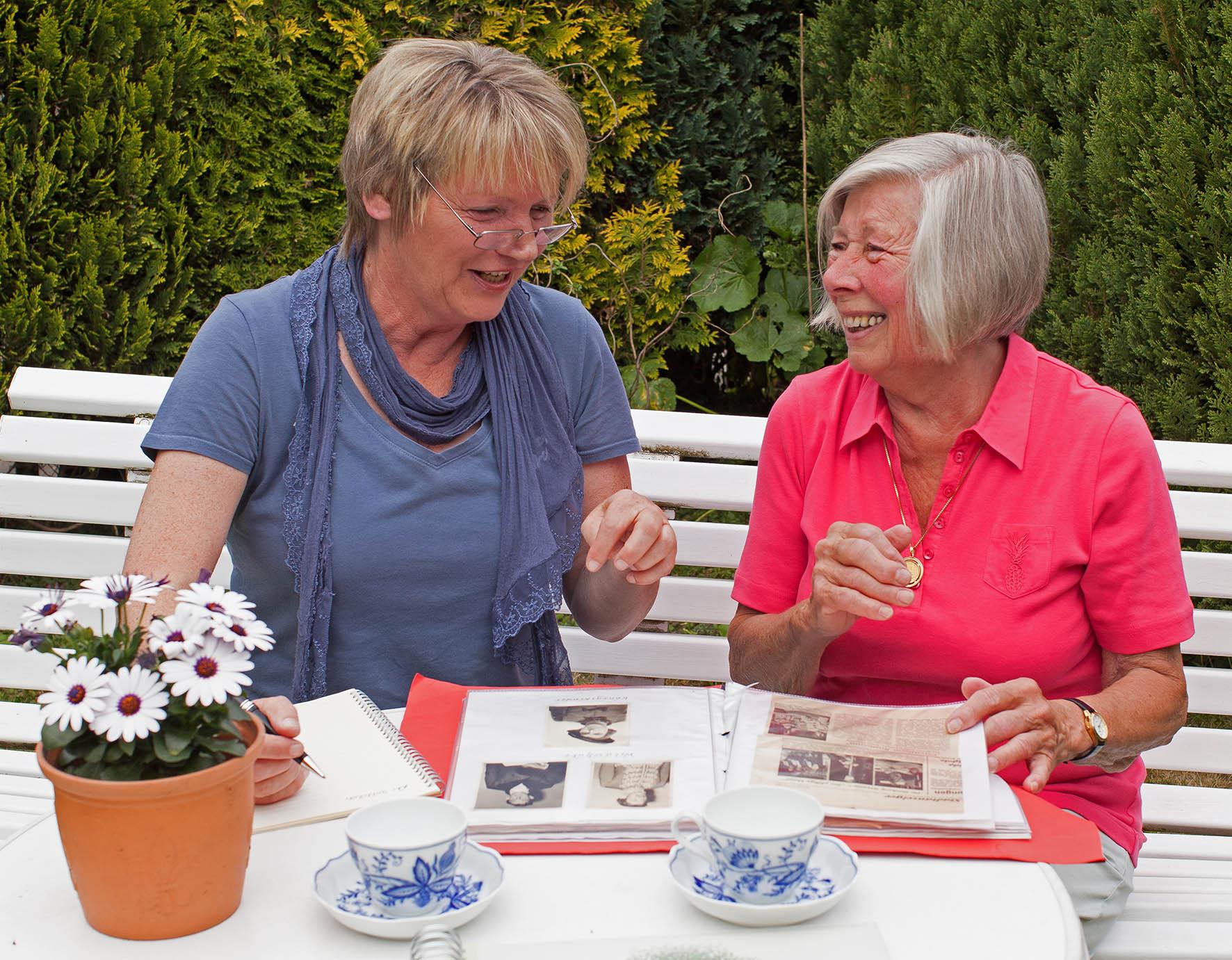 Kommunikation - das wichtigste Handwerkszeug der Senioren-Assistenten