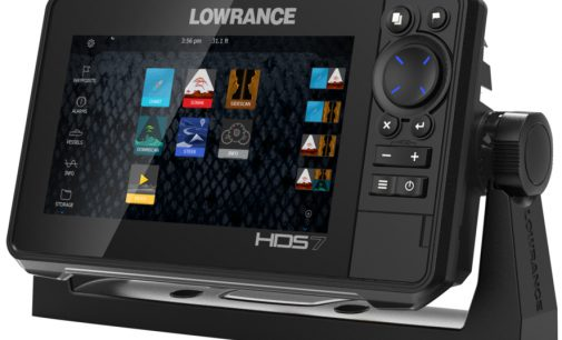 Lowrance HDS LIVE 7 ab sofort bei Navigare erhältlich
