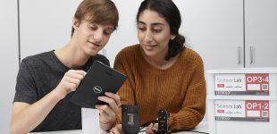 Freude am Experimentieren mit digitalen Medien