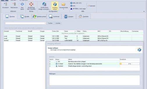 Windows 10 schneller installieren mit OSDeploy 4 Imaging