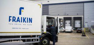 Flottenmanagement: Fraikin-Gruppe schließt Rahmenvertrag mit DB Schenker