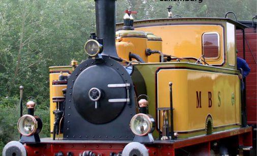 Eisenbahnen in Benelux: Ein neues Buch von Norbert Opfermann