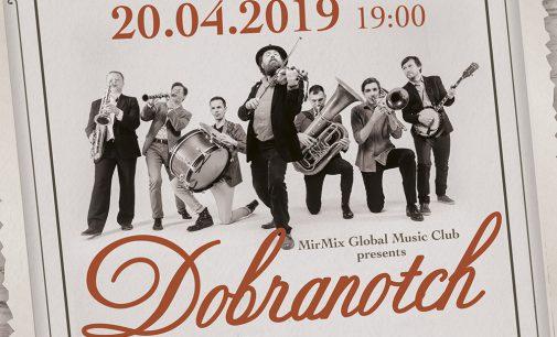 Dobranotch – Weltklasse Klezmer aus Sankt Petersburg