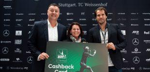 MercedesCup kooperiert mit Cashback World