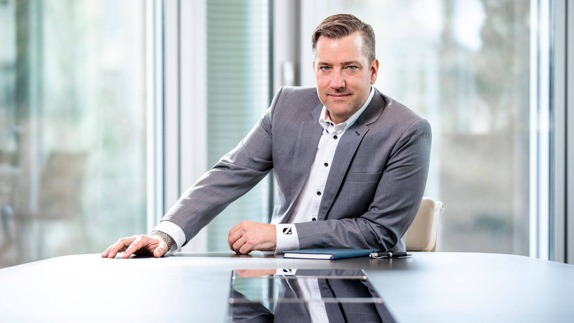 Cristian Hofmann: Führungserfolg trotz hoher Belastung