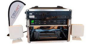 CBXNET: neue Internet-Lösung für Events oder Baustellen