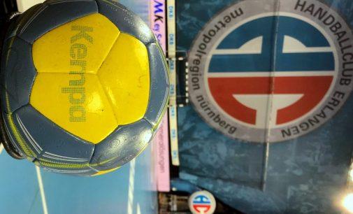 Handball: HC Erlangen startet am 9. Januar in die Wintervorbereitung