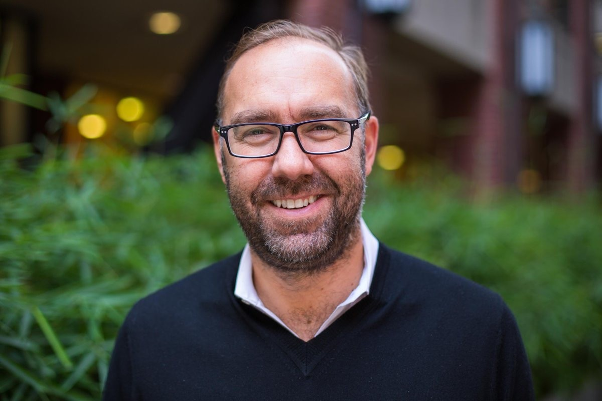 Robson Grieve ist neuer CMO bei OutSystems