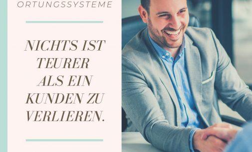 Kundenzufriedenheit und Fahrzeugortungssysteme