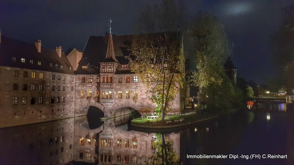 Nürnbergs historische Altstadt als Tourismus Magnet