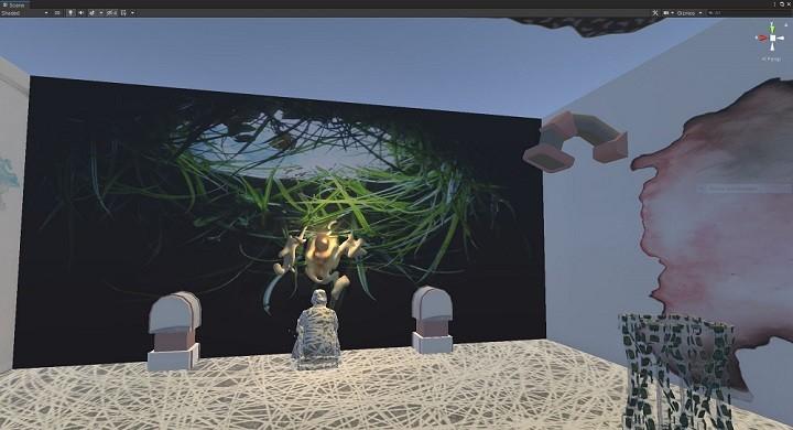 Virtual Reality & Kunst - eine bemerkenswerte Herausforderung