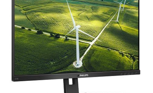 Energiesparend, ergonomisch, effizient: der Philips 272B1G für produktives, umweltschonendes Arbeiten