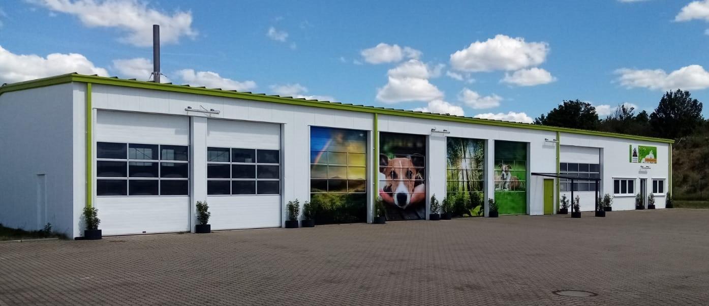 Das neue ANUBIS-Tierkrematorium in Calbe (Saale)