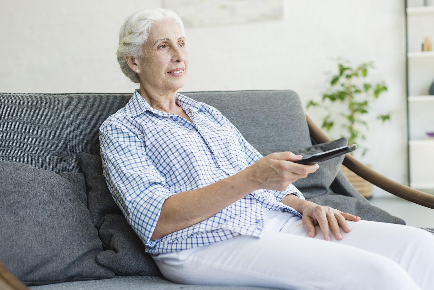 West Pond hilft sozial isolierten Senioren