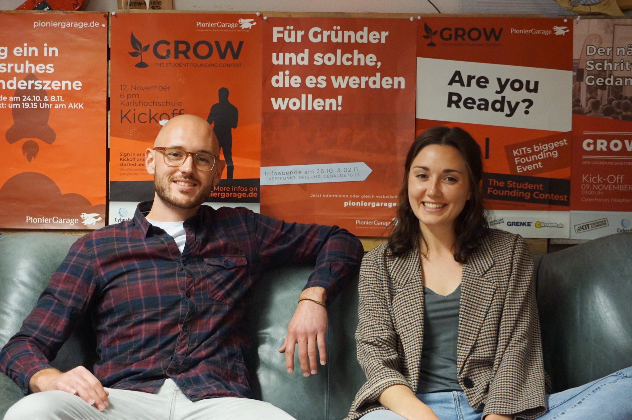 KLYDA Team Stefan Maier und Daria Morosow