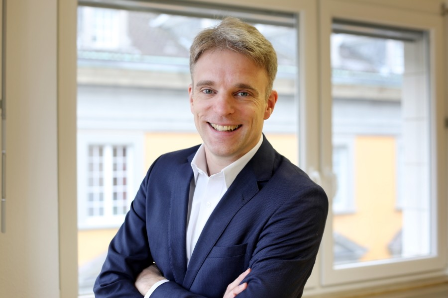 BusinessCode CEO Martin Schulze