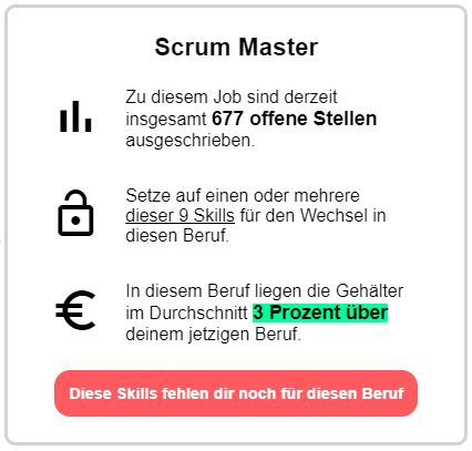 Auszug einer Analyse auf makersfloor.de