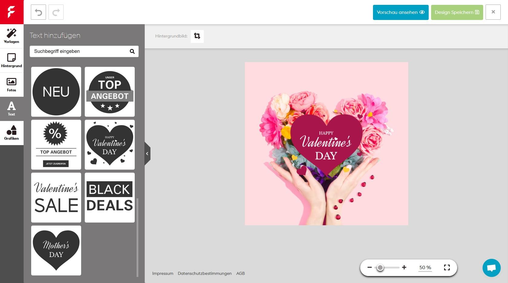 """""""Online Gestalten"""" von FLYERALARM Digital: Mit wenigen Klicks zur eigenen Online-Anzeige"""