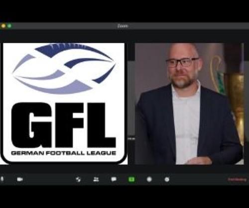 GFL Ligasprecher Carsten Dalkowski