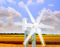 revolt Windgenerator für 12-Volt-Systeme, 300 Watt