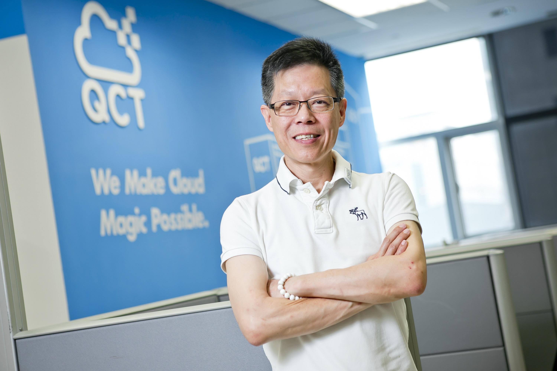 Mike Yang, Präsident von QCT