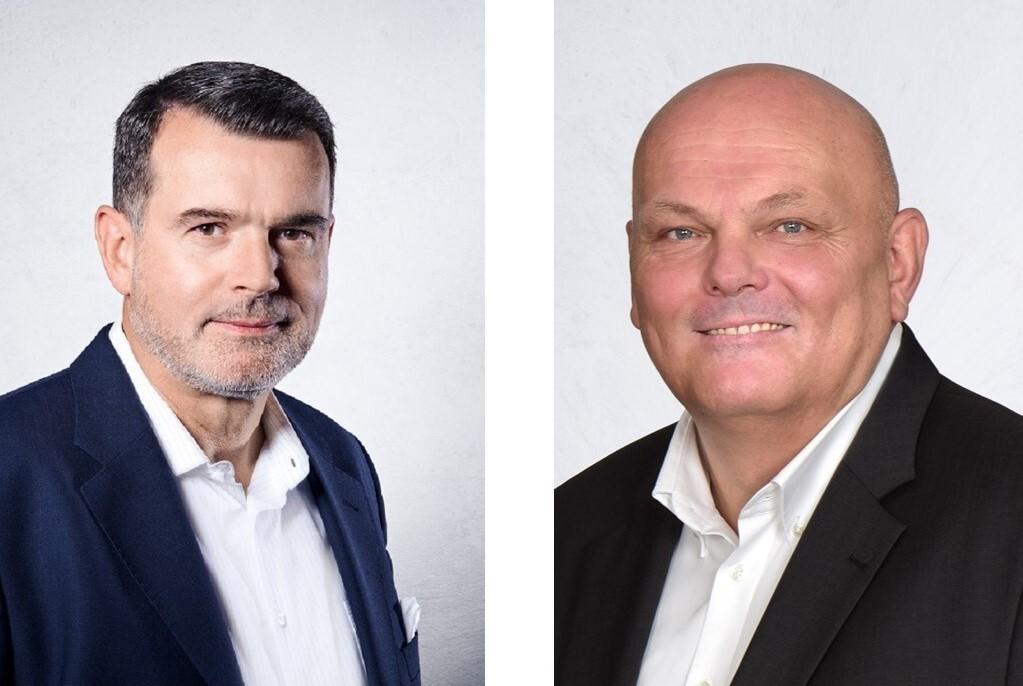 Mikel Stahl und Ralf Roth, Geschäftsführer der SKILLs - Personalberatung