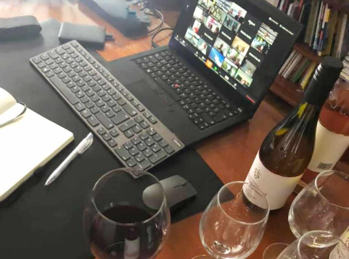 Online-Wein-Tastings als kreative Eventidee für Unternehmen