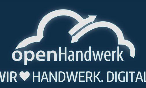 openHandwerk und Sebastian Bourne starten Video-Podcast -WirliebenHandwerk.digital-
