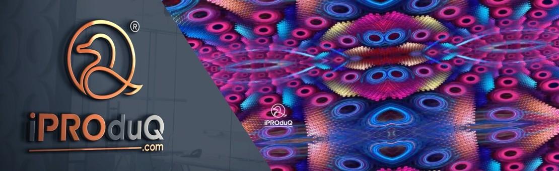 iPROduQ.com - der Schal mit der Ente - LIBLUE - C19 - iPROduQ - Scarf