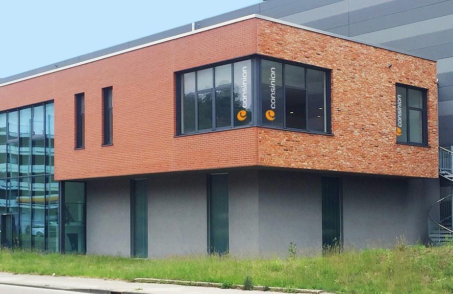 Das neue Technische Büro der consinion GmbH in Königsbronn