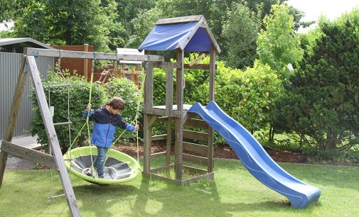 Beet, Schaukel, Pool: Was dürfen Mieter im Garten?