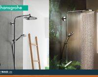 Die Welt der hansgrohe Duschsysteme