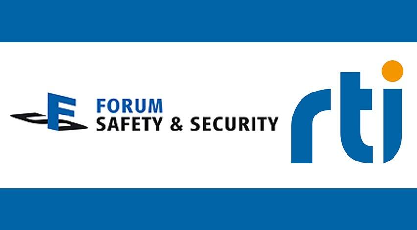RTI auf dem virtuellen Forum Safety & Security: am 23.6.2020 um 16 Uhr