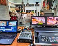 FSGG veranstaltete erstmals in der Firmengeschichte digitalen Live-Kochkurs – Kochschule verwandelte sich in kulinarische Streaming Area