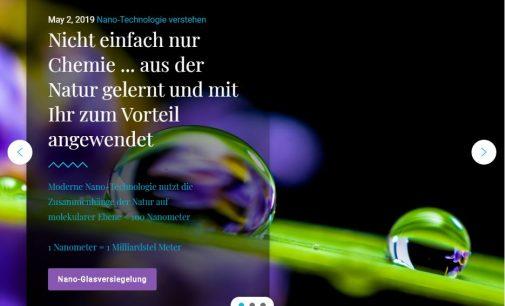 iXtral® Easy Glass Nanoversiegelung veredelt Glas Keramik