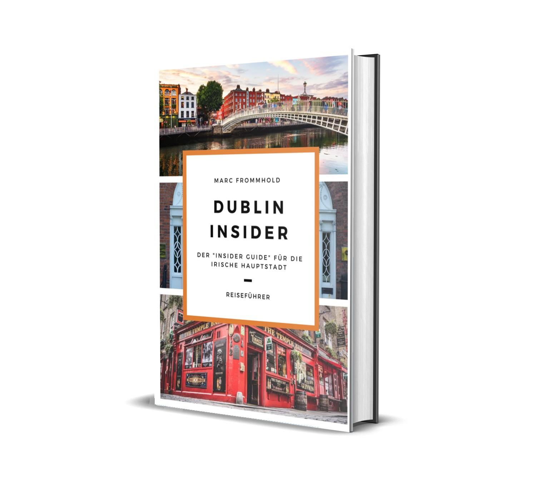 Dublin - kostenloser Reiseführer für die Reise nach Irland