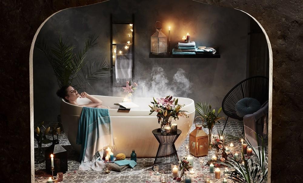Der Orient im heimischen Badezimmer