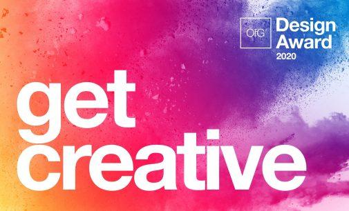 Get creative: Abgabetermin für den OfG Design Award rückt näher