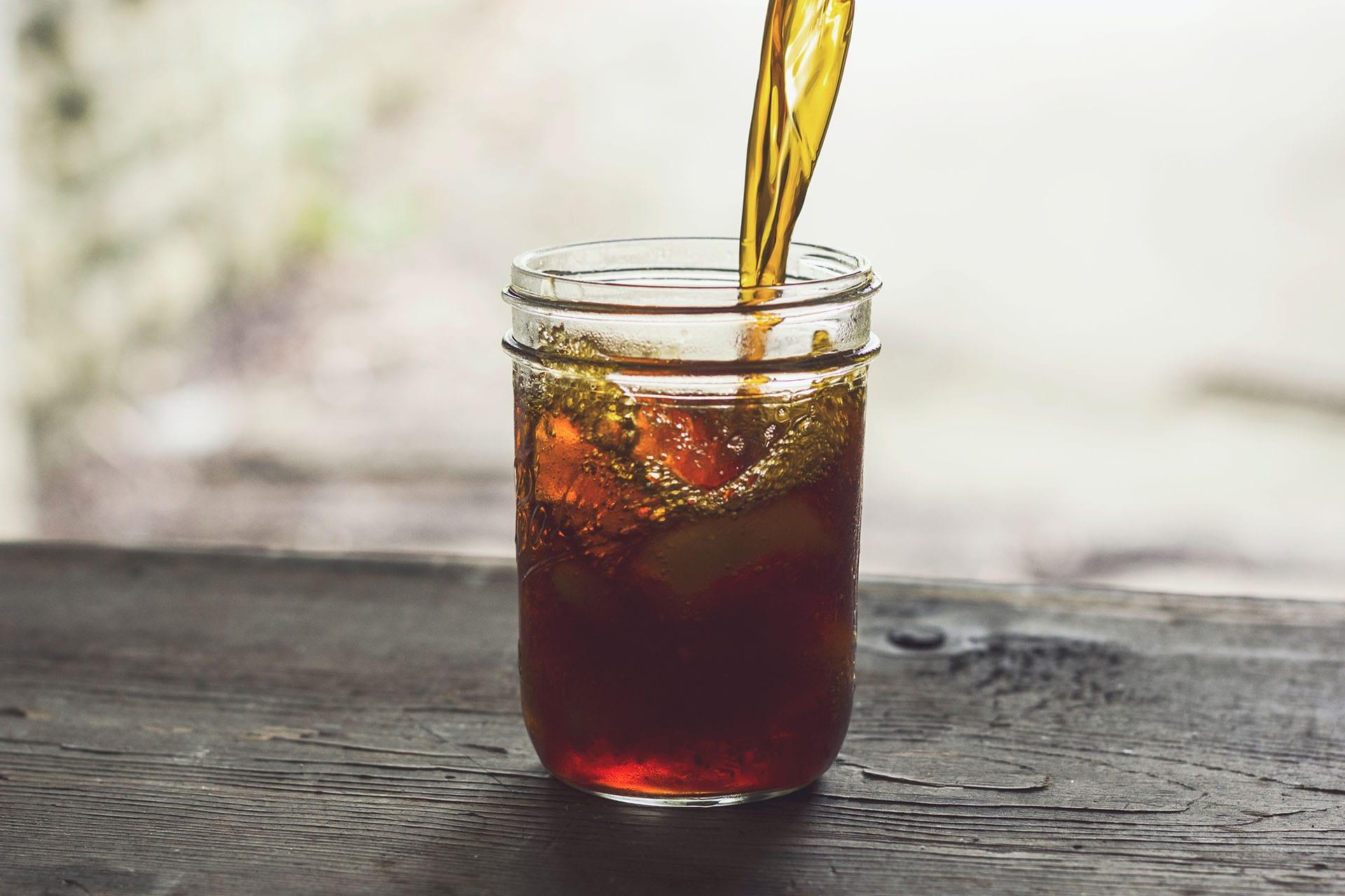 Tee kann auch im Sommer schmecken