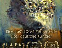 """Internationale Filmpreise für """"Künstler hautnah"""""""
