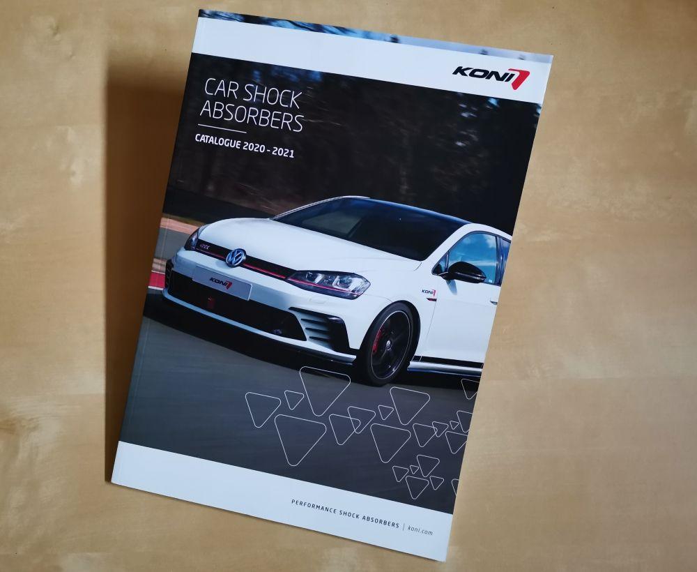 Der neue internationale KONI Katalog 2020 / 2021