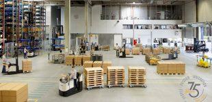 Crown Equipment setzt seit 75 Jahren auf Kundenorientierung