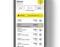 SACASY BOOKING