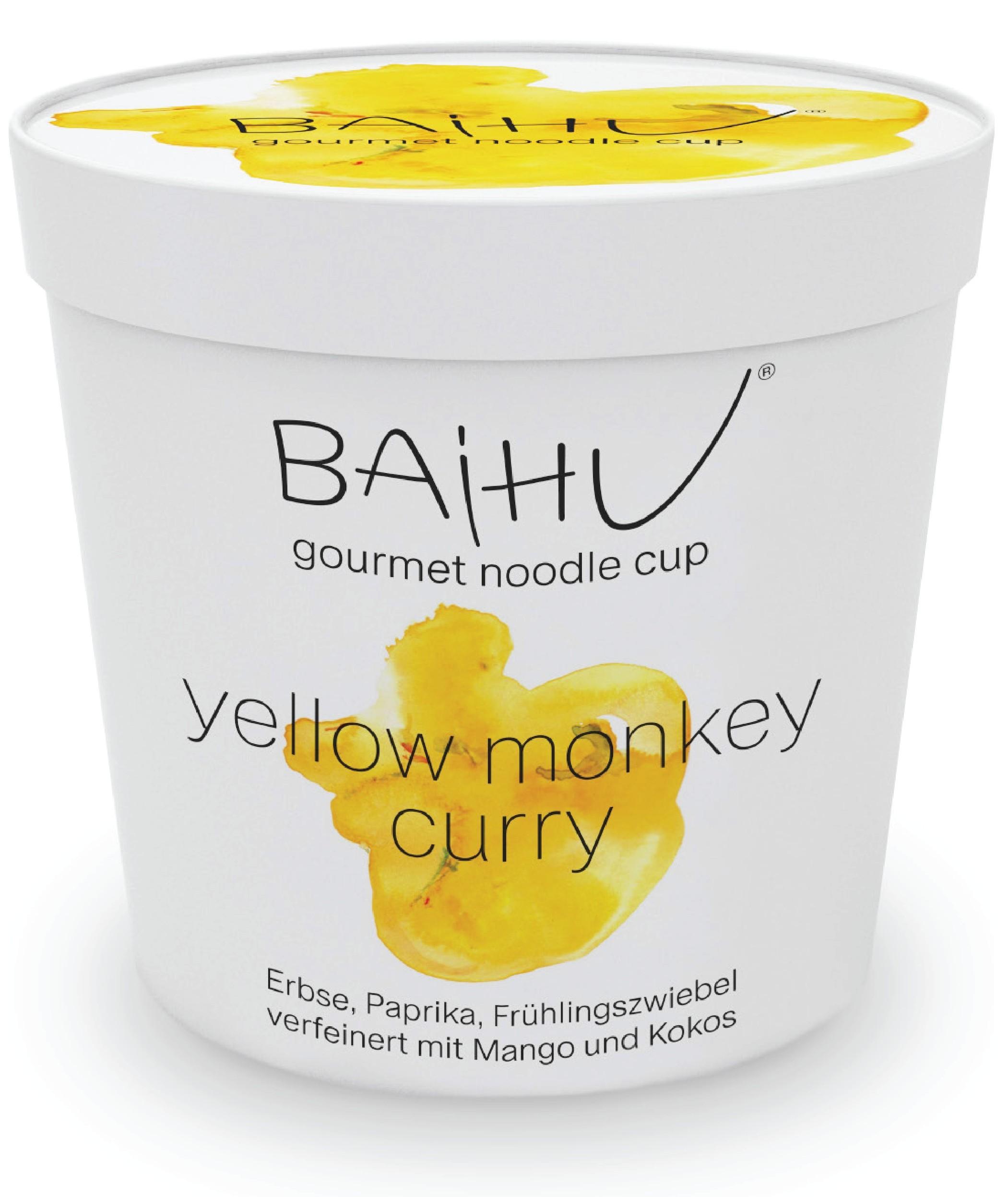 "BAiHU - ausgezeichnetes Produkt PETA ""Vegan Food Award 2020"""