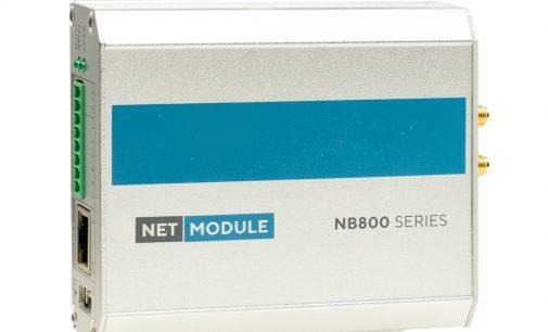 NetModules NB800: Vehicle IoT-Router mit WLAN und Multi-GNSS