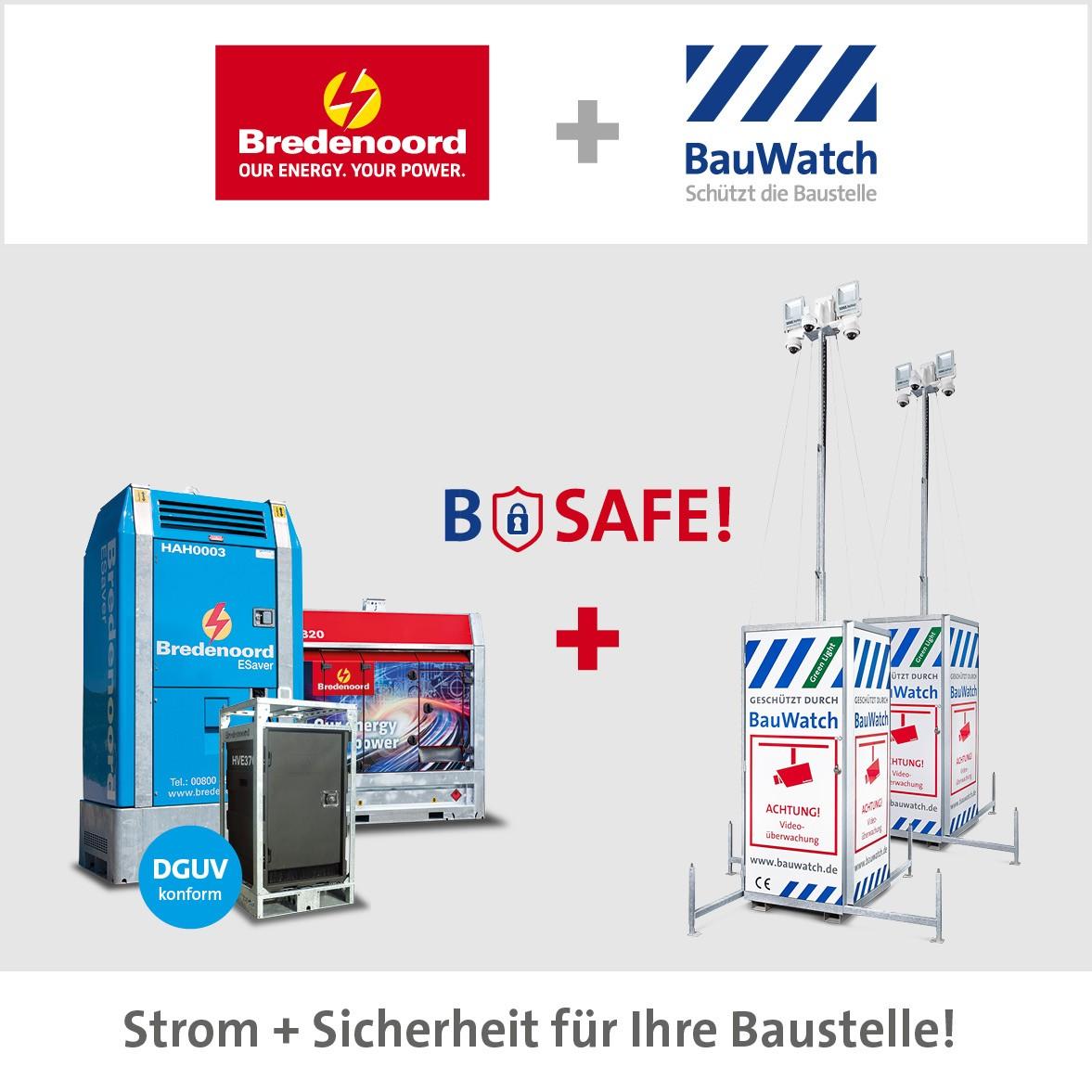B-Safe Mietpaket